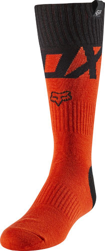 FOX Youth / Kids MX Socke FYCE - Flo Orange