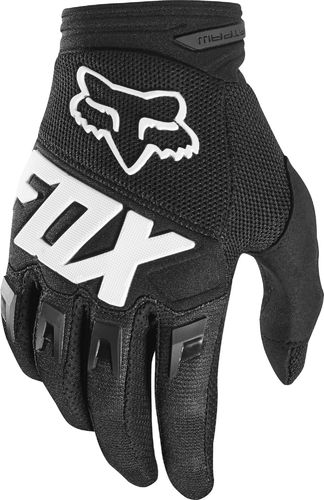FOX Youth / Kids Race Handschuhe – Schwarz