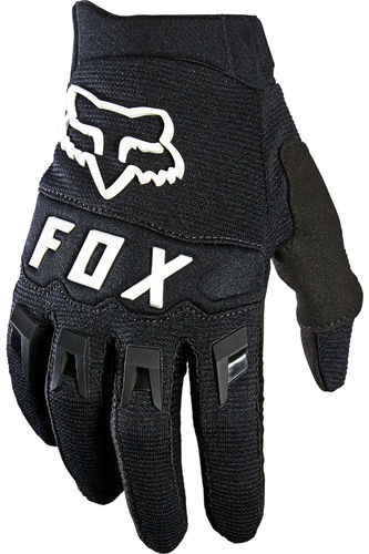 FOX Youth / Kids Dirtpaw '21 Handschuhe – Schwarz