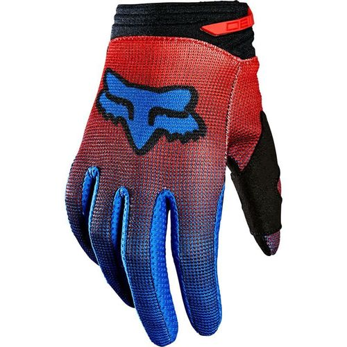 FOX Youth / Kids OKTIV Handschuhe – rot