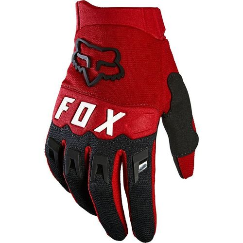 FOX Youth / Kids Dirtpaw '21 Handschuhe – rot