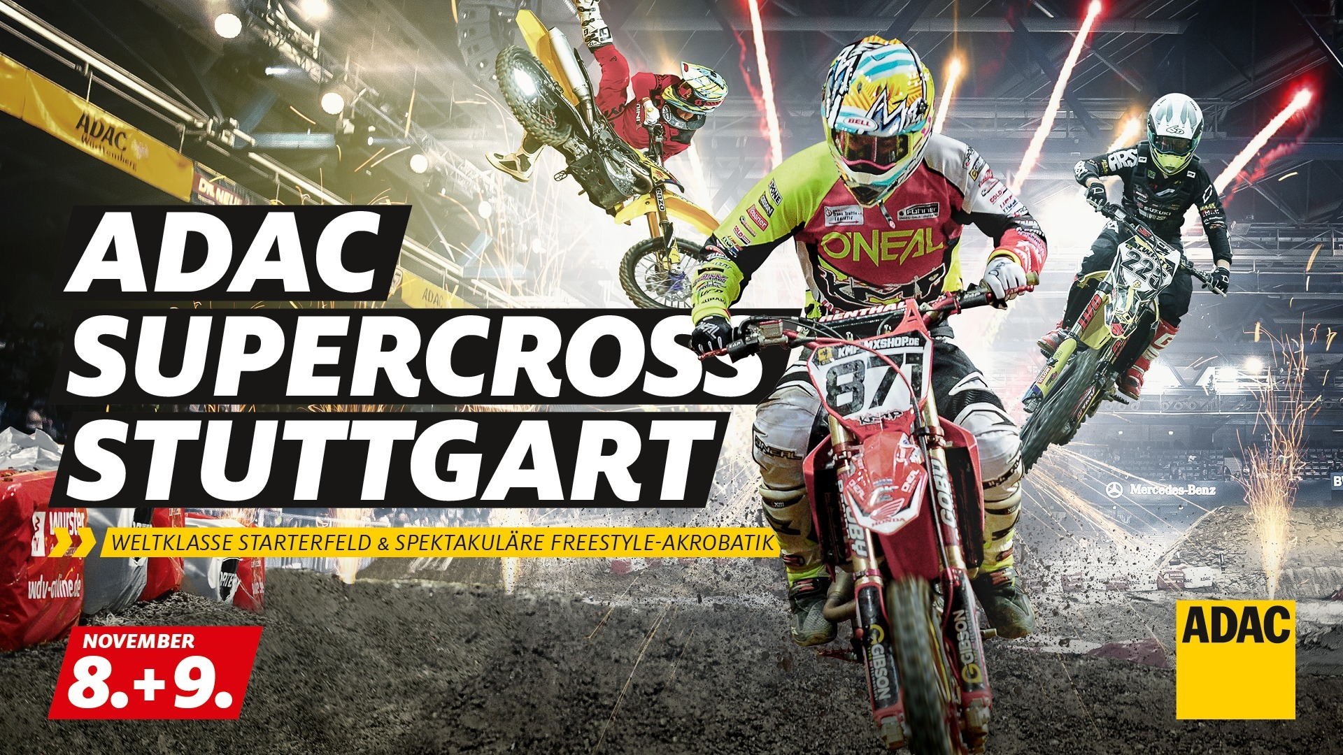 SuperCross Stuttgart